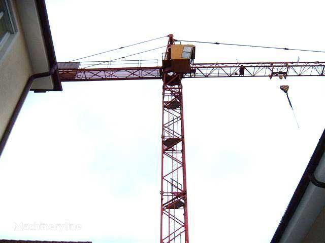 MAN WOLFF WK71SL tower crane