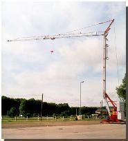 PEKAZETT 4010 tower crane