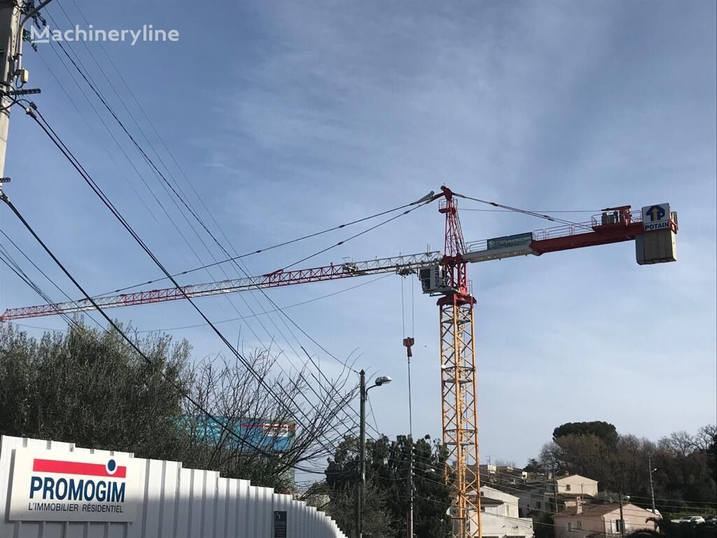 POTAIN 265 A tower crane