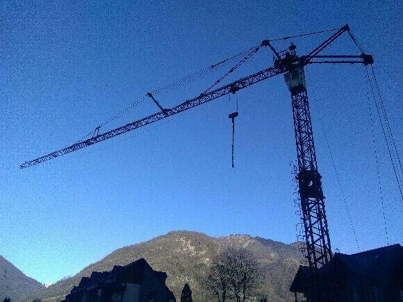 POTAIN GTMR 386A tower crane
