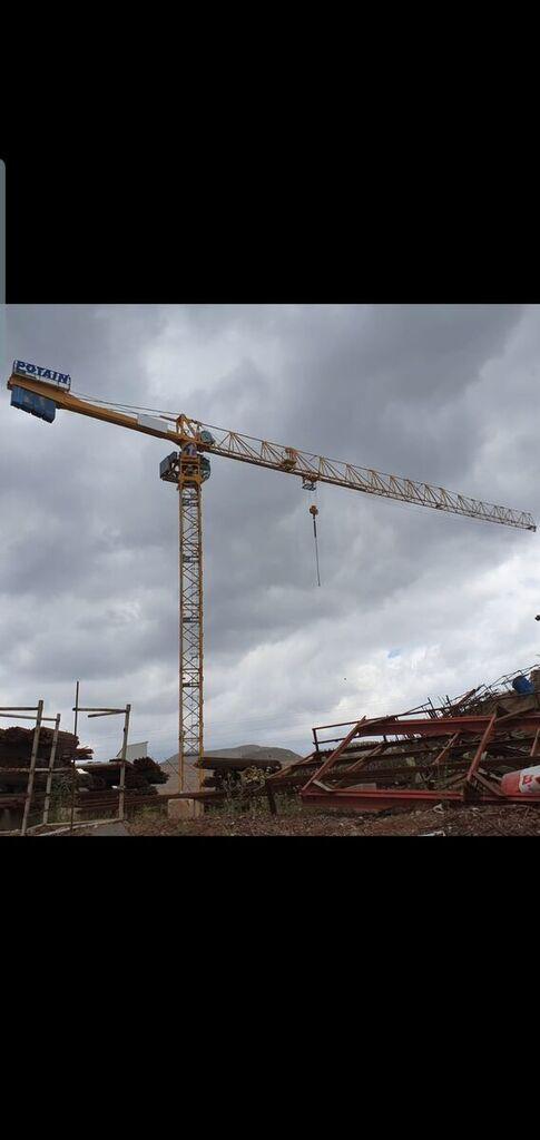 POTAIN MDT178 tower crane