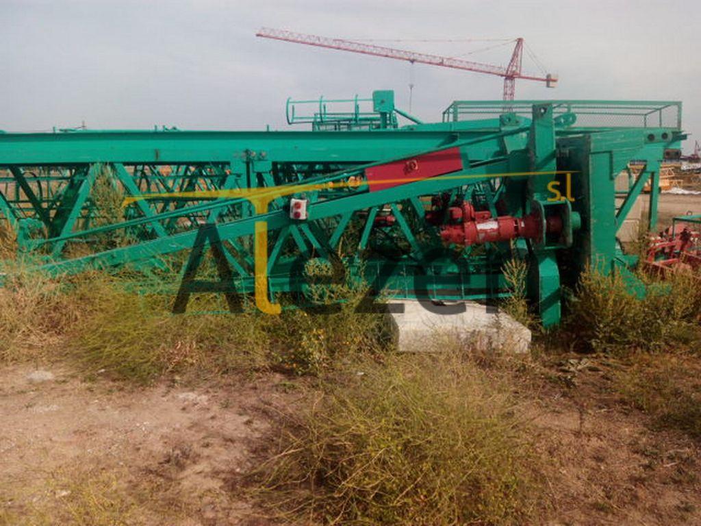 POTAIN metalbo M6020 8tn tower crane
