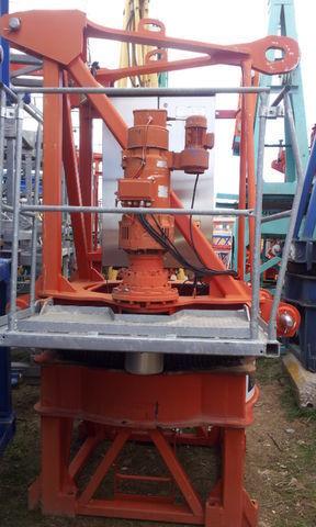 SAEZ 50 TL  4 tn opcion base y cabina tower crane