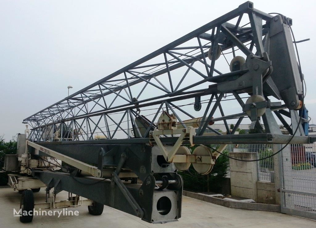 TEREX CBR 24 H2 tower crane