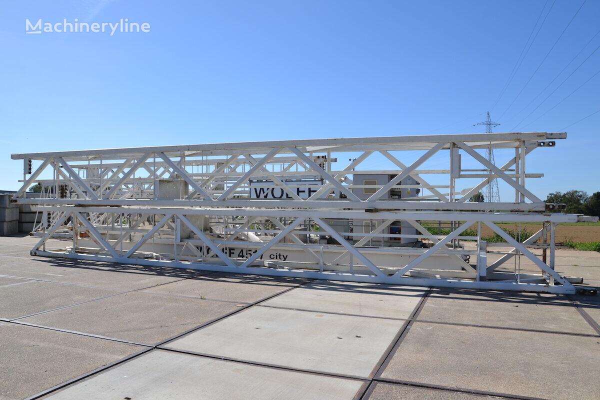 WOLFF W4517 city tower crane