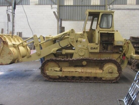 CATERPILLAR 955K  track loader for parts