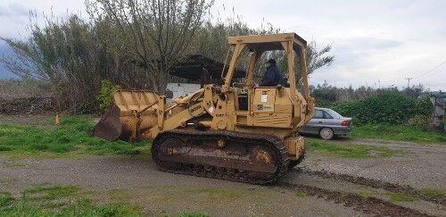 CATERPILLAR 955L 8Y track loader
