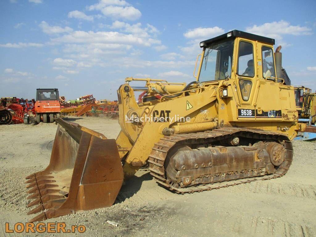 CATERPILLAR 963 B track loader