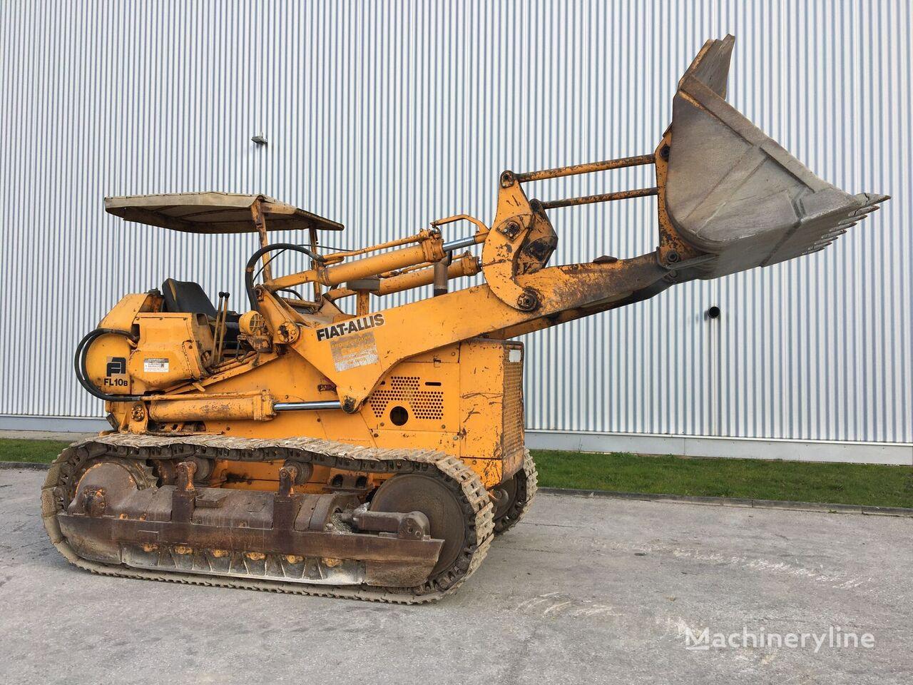 FIAT-ALLIS FL10B track loader