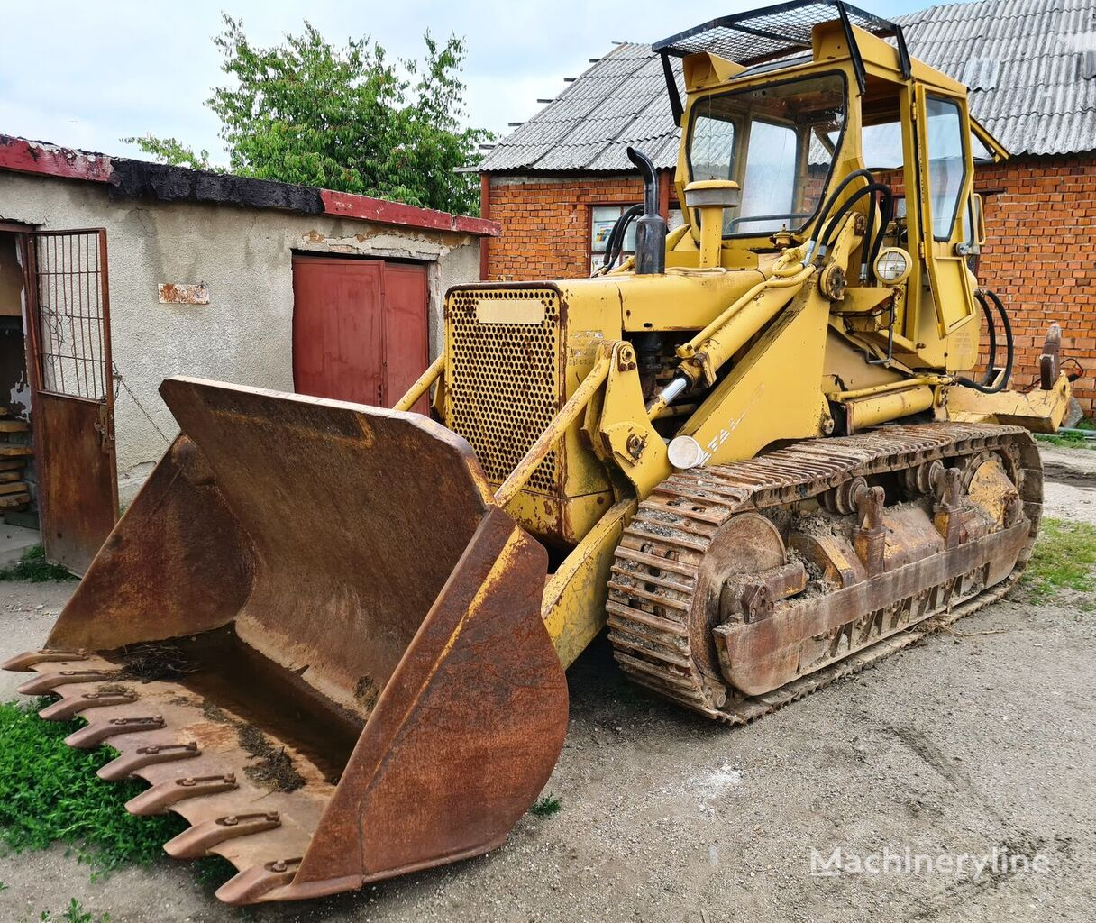 fiat allis fl14 track loader for sale romania satu mare np22283 autoline