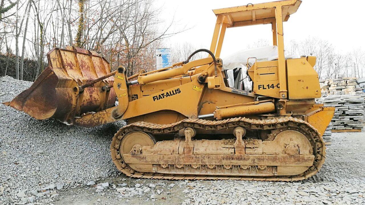 fiat allis fl14c track loader for sale italy chiusa di pesio cn yv16970 fiat allis fl14c track loader