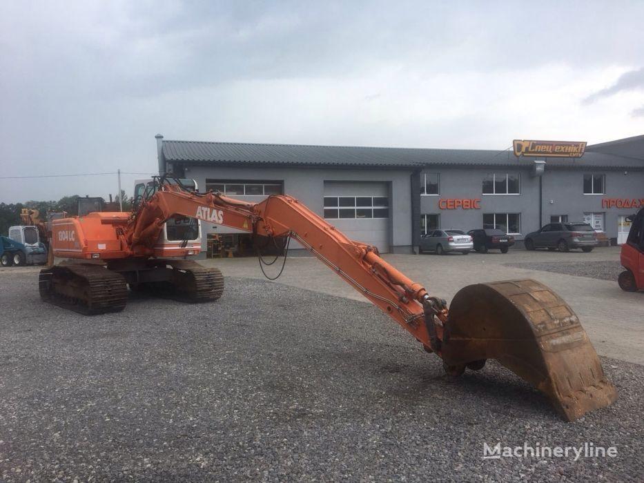 ATLAS 1304 LC V nayavnosti!! V Ukrayini ne pracyuvav tracked excavator