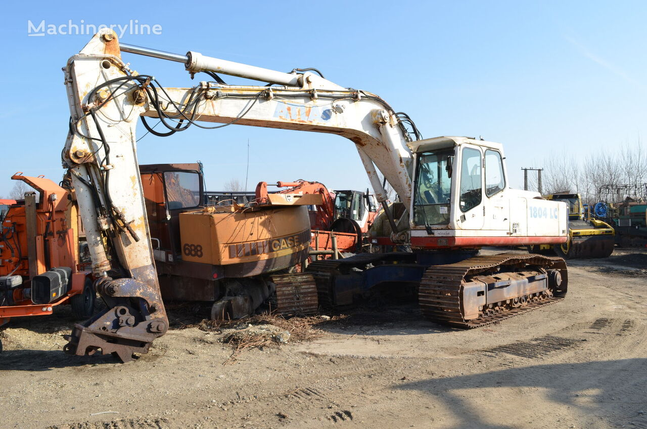 ATLAS 1804 LC tracked excavator