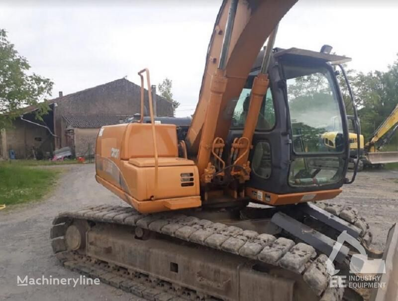 CASE CX 130 tracked excavator