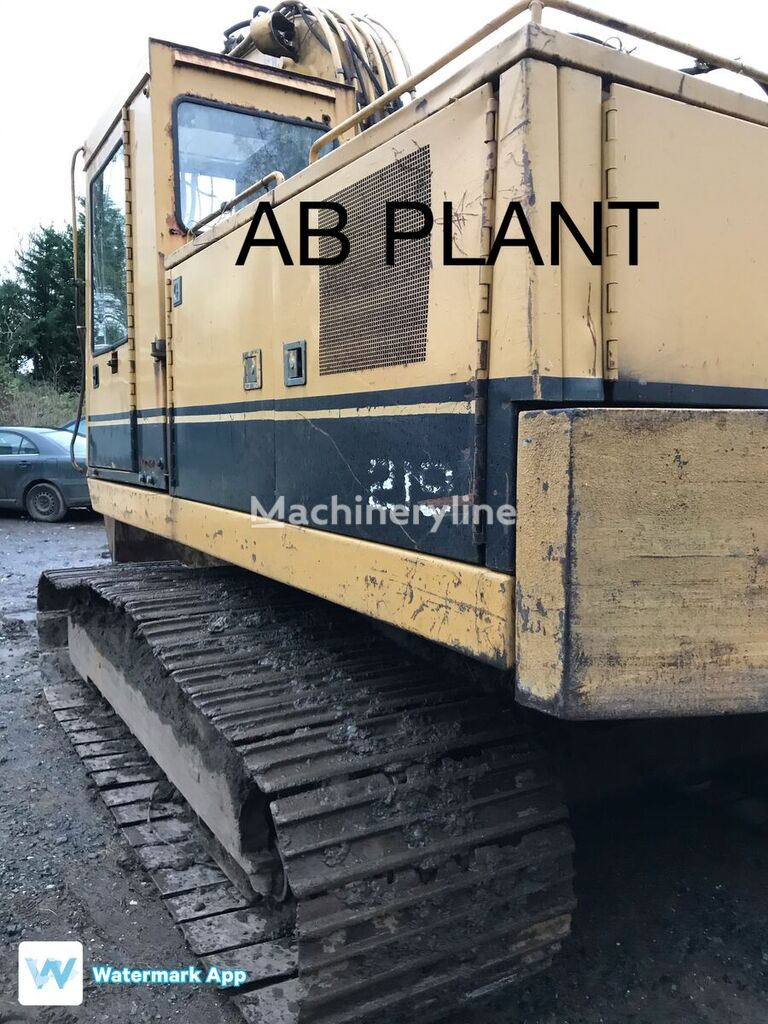 CATERPILLAR 219  tracked excavator