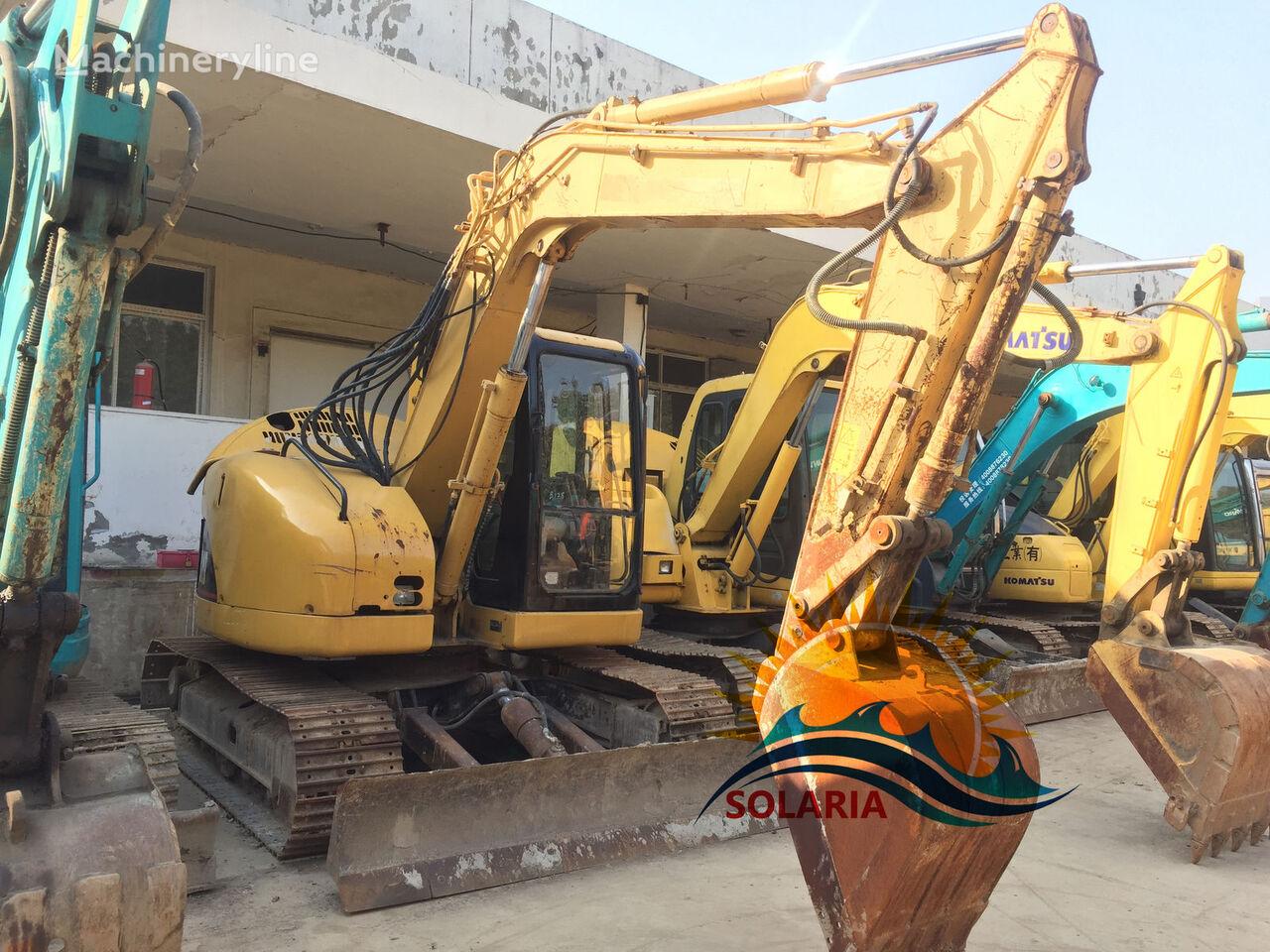 CATERPILLAR 308C tracked excavator