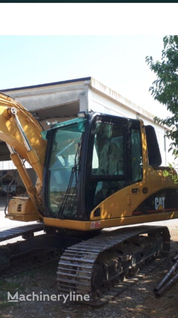 CATERPILLAR 312CL tracked excavator
