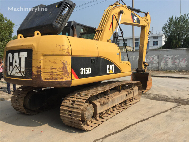 CATERPILLAR 315D tracked excavator