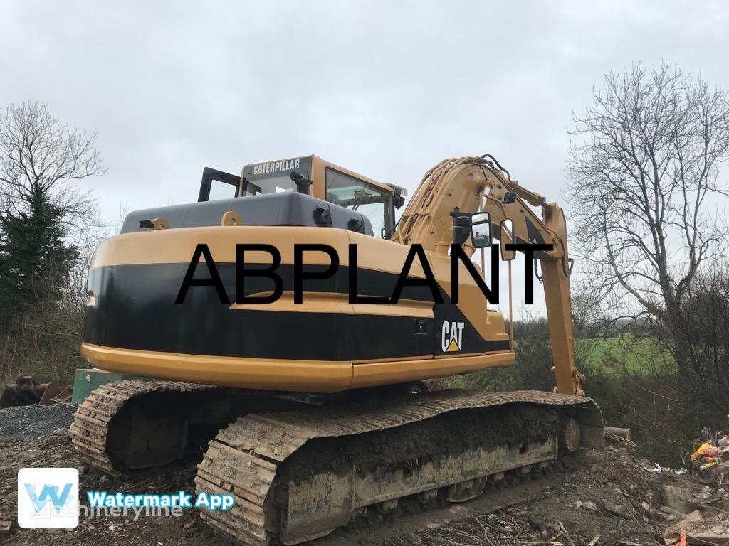 CATERPILLAR 318BL tracked excavator