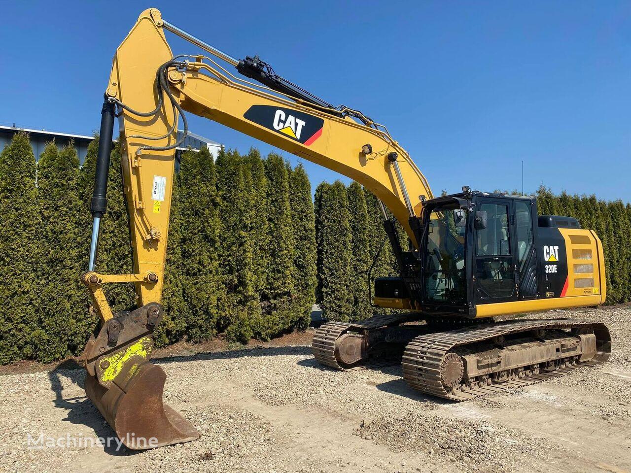 CATERPILLAR 320 EL tracked excavator