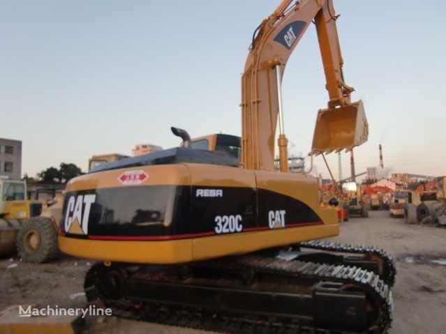 CATERPILLAR 320C tracked excavator