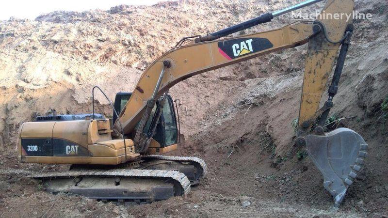 CATERPILLAR 320D 320DL tracked excavator