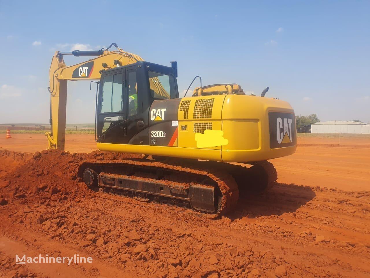 CATERPILLAR 320D2 GC tracked excavator