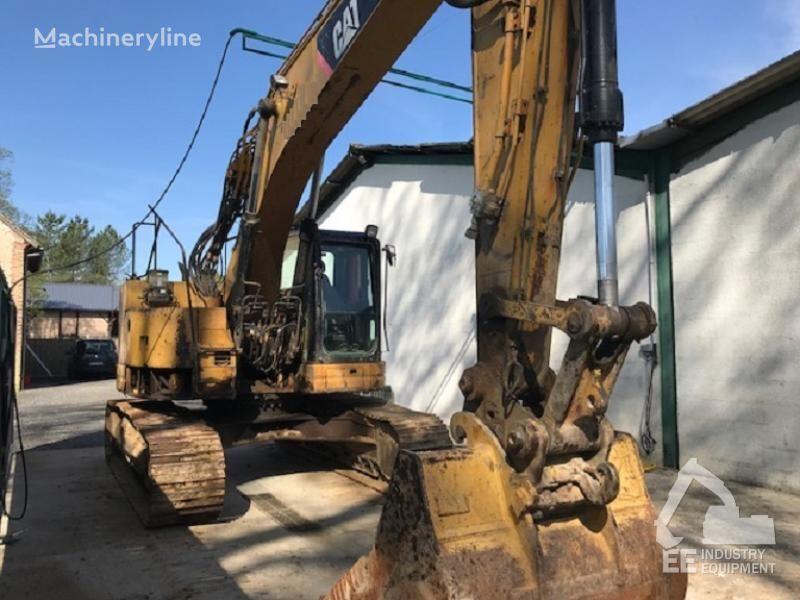 CATERPILLAR 321 D LCR tracked excavator