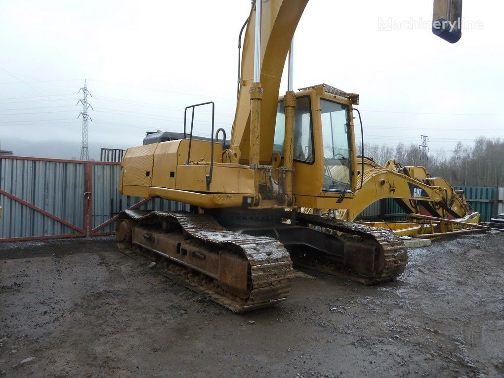 CATERPILLAR 325 tracked excavator for parts