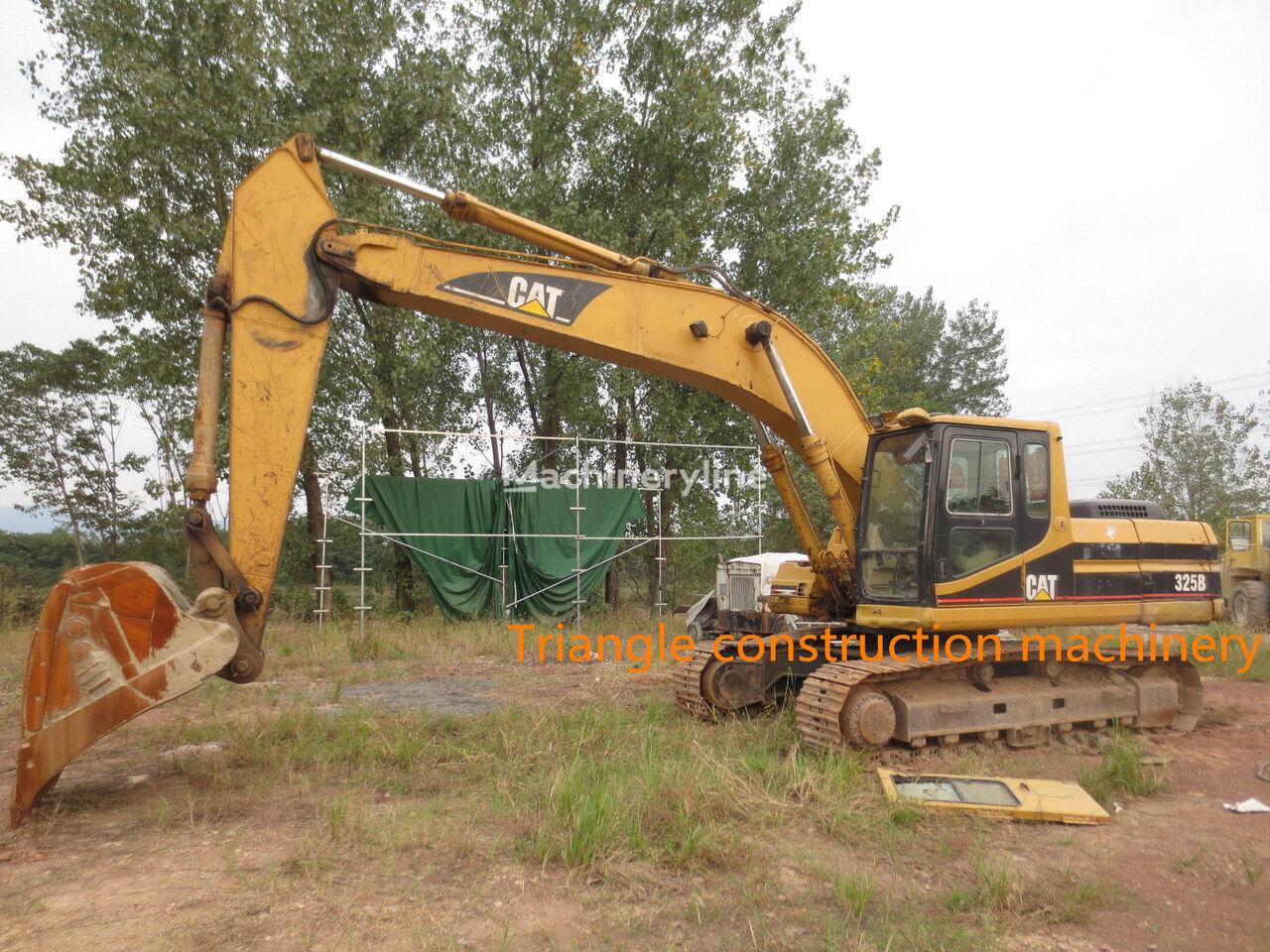 CATERPILLAR 325B tracked excavator