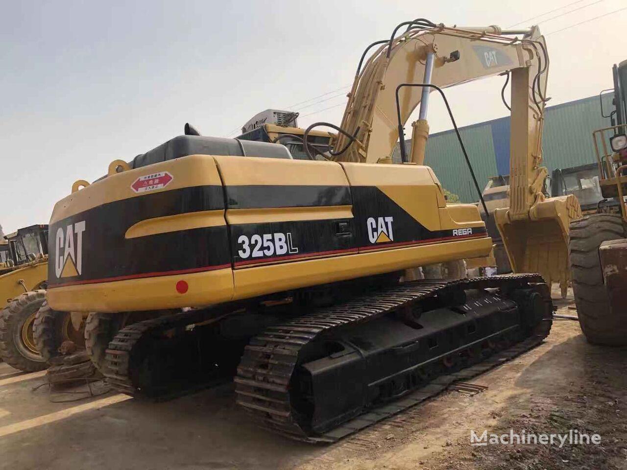 CATERPILLAR 325BL tracked excavator