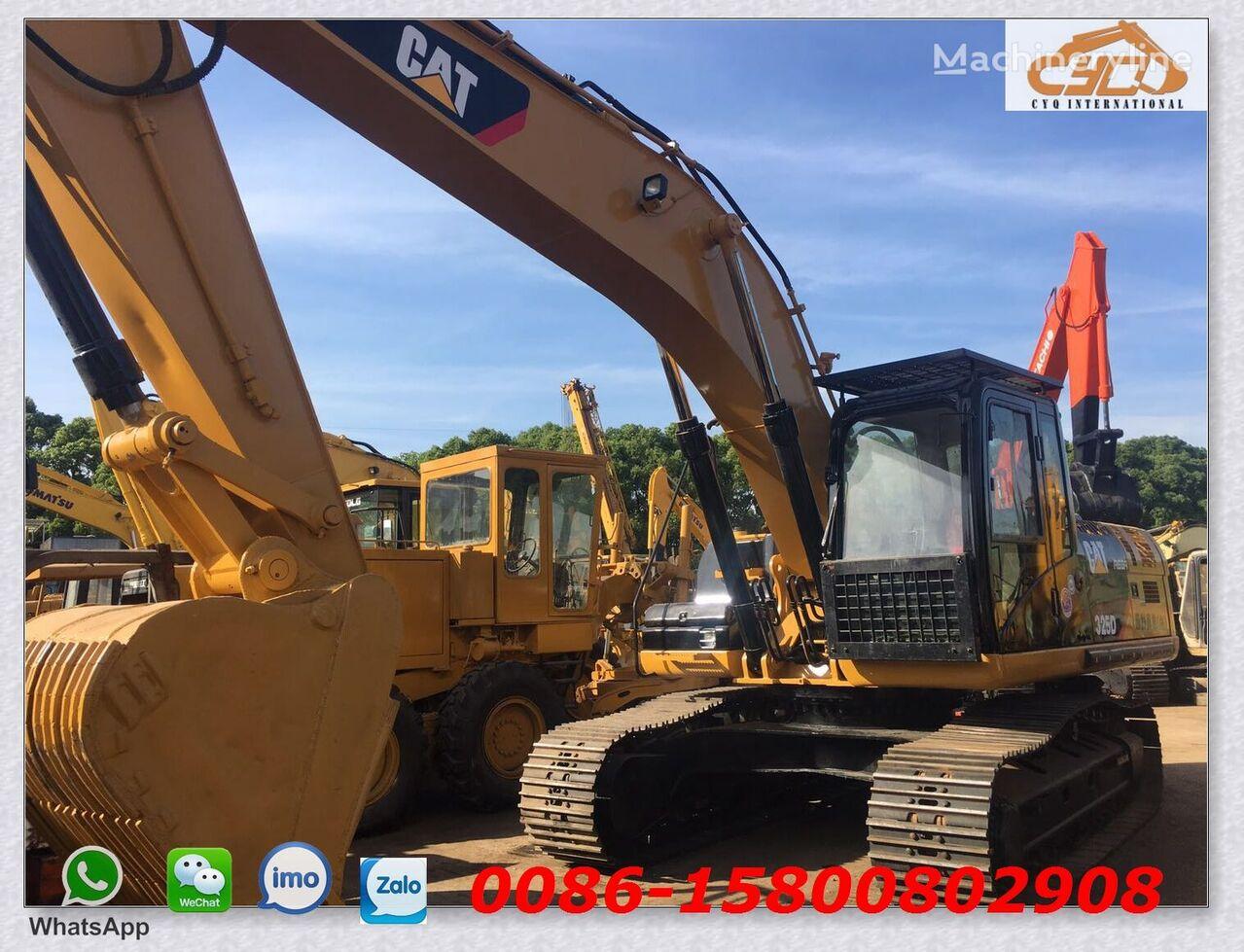 CATERPILLAR 325DL tracked excavator