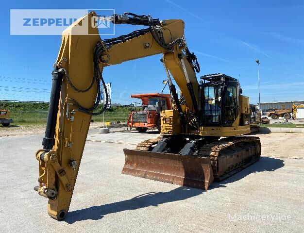 CATERPILLAR 328DLCR tracked excavator