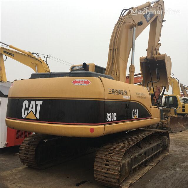 CATERPILLAR 330C tracked excavator