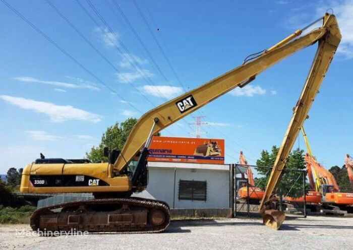 CATERPILLAR 330D tracked excavator