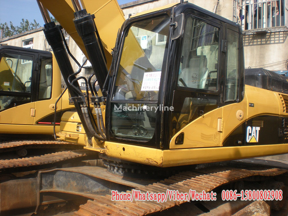 CATERPILLAR 330D tracked excavator for parts