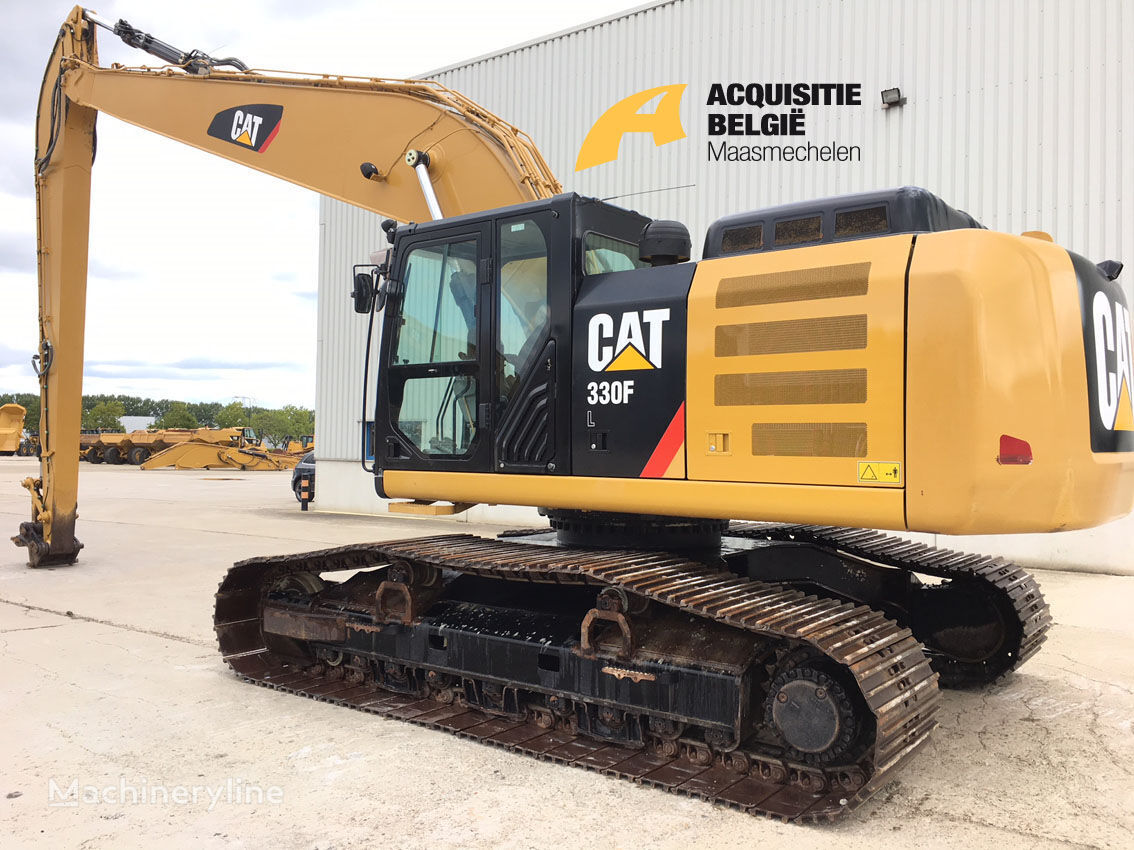 CATERPILLAR 330F Long Reach tracked excavator