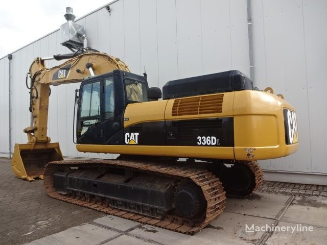 CATERPILLAR 336 DL  tracked excavator