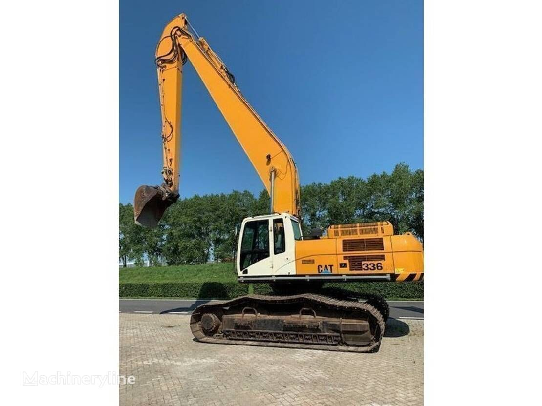 CATERPILLAR 336 LCRE  tracked excavator