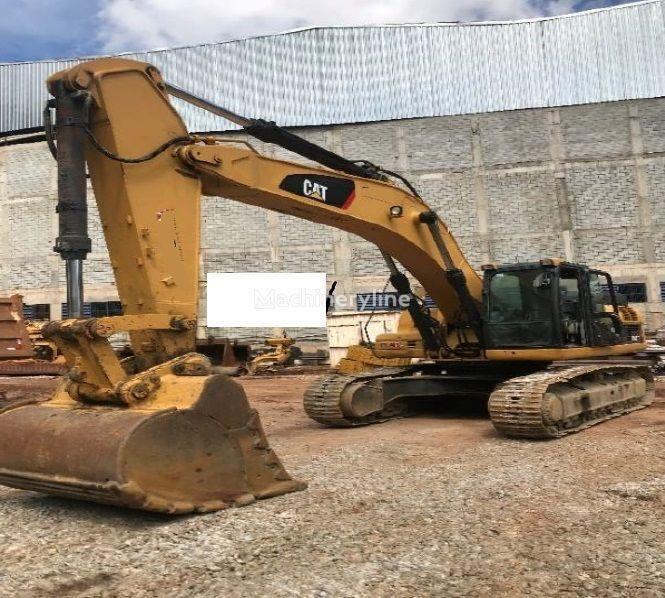 CATERPILLAR 336DL-ME tracked excavator