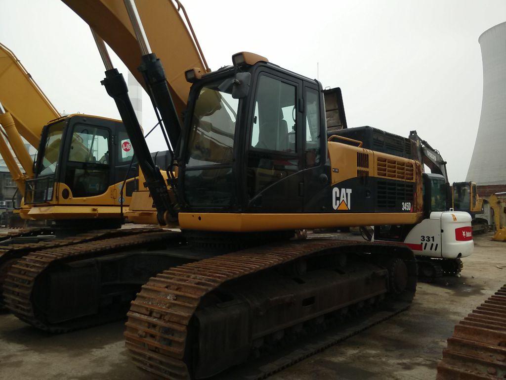 CATERPILLAR 345DL  tracked excavator
