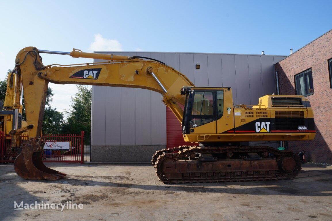 CATERPILLAR 365B Serie ll tracked excavator