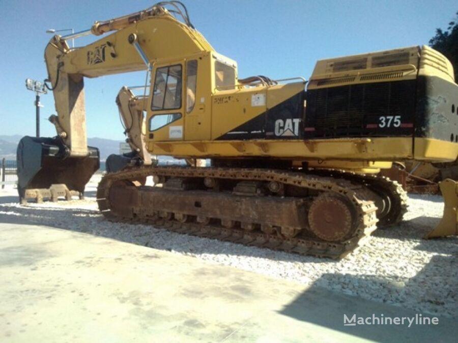 CATERPILLAR 375ME tracked excavator