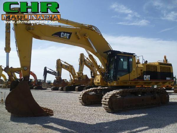 CATERPILLAR 385 B tracked excavator