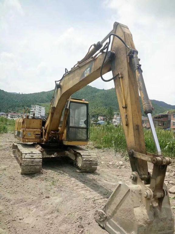 CATERPILLAR CAT 120B 60B  tracked excavator