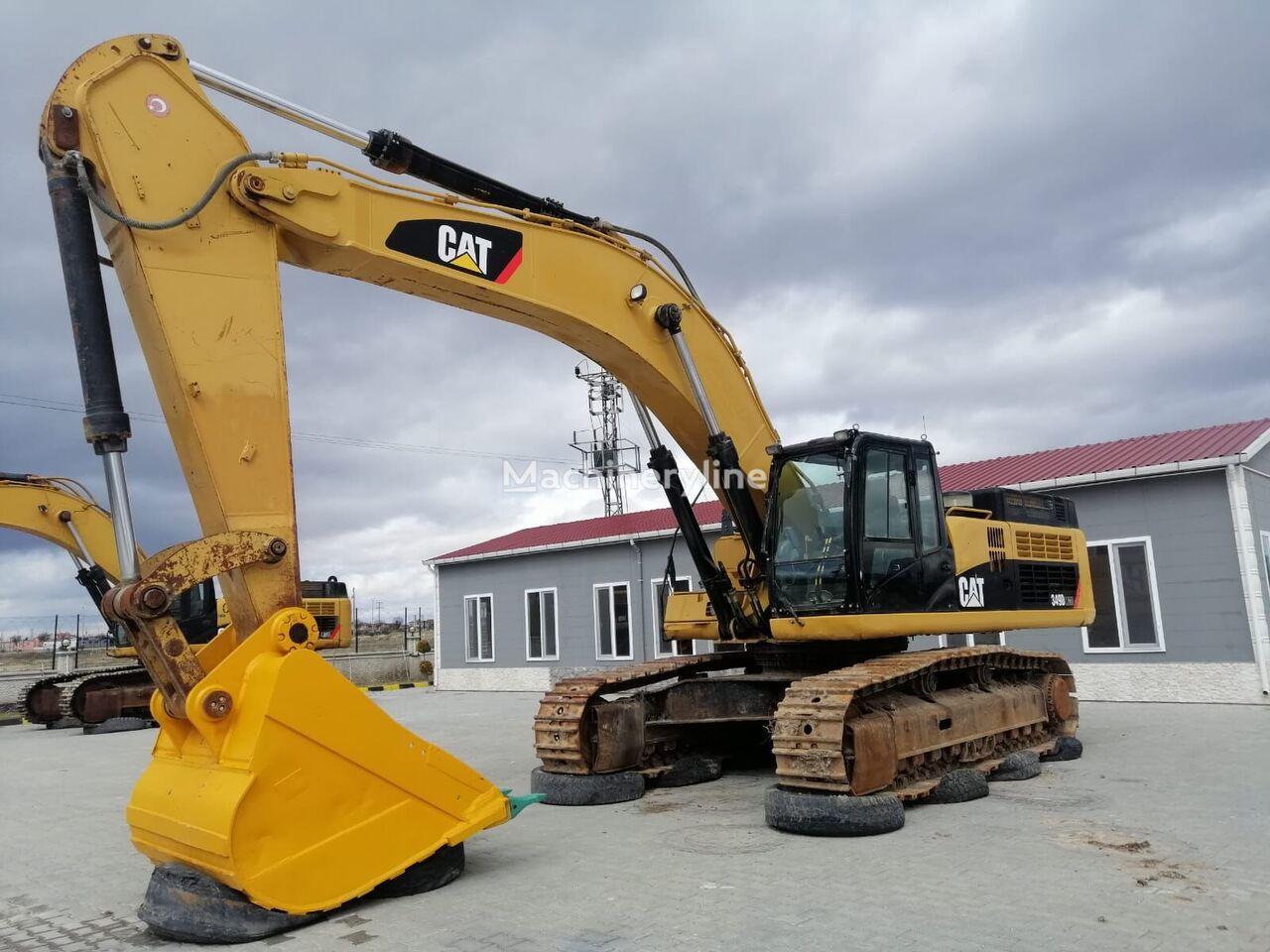 CATERPILLAR CAT 349 DLME tracked excavator