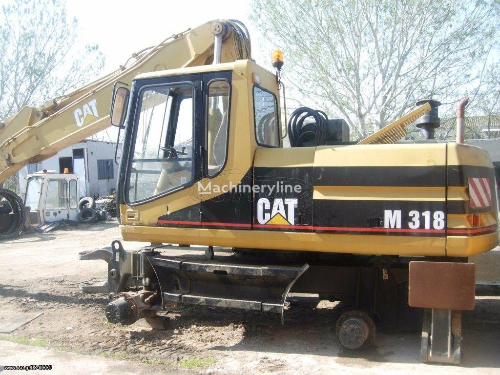CATERPILLAR M318  tracked excavator for parts