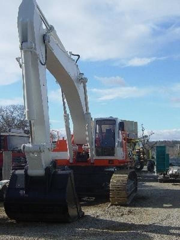 DAEWOO DH 450 tracked excavator