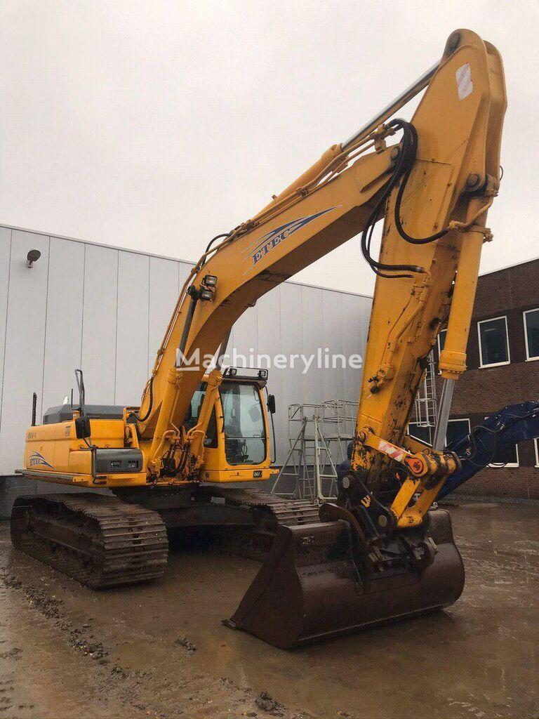 DOOSAN DX340  tracked excavator