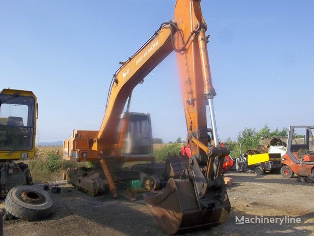 FIAT-HITACHI FH200EM tracked excavator for parts